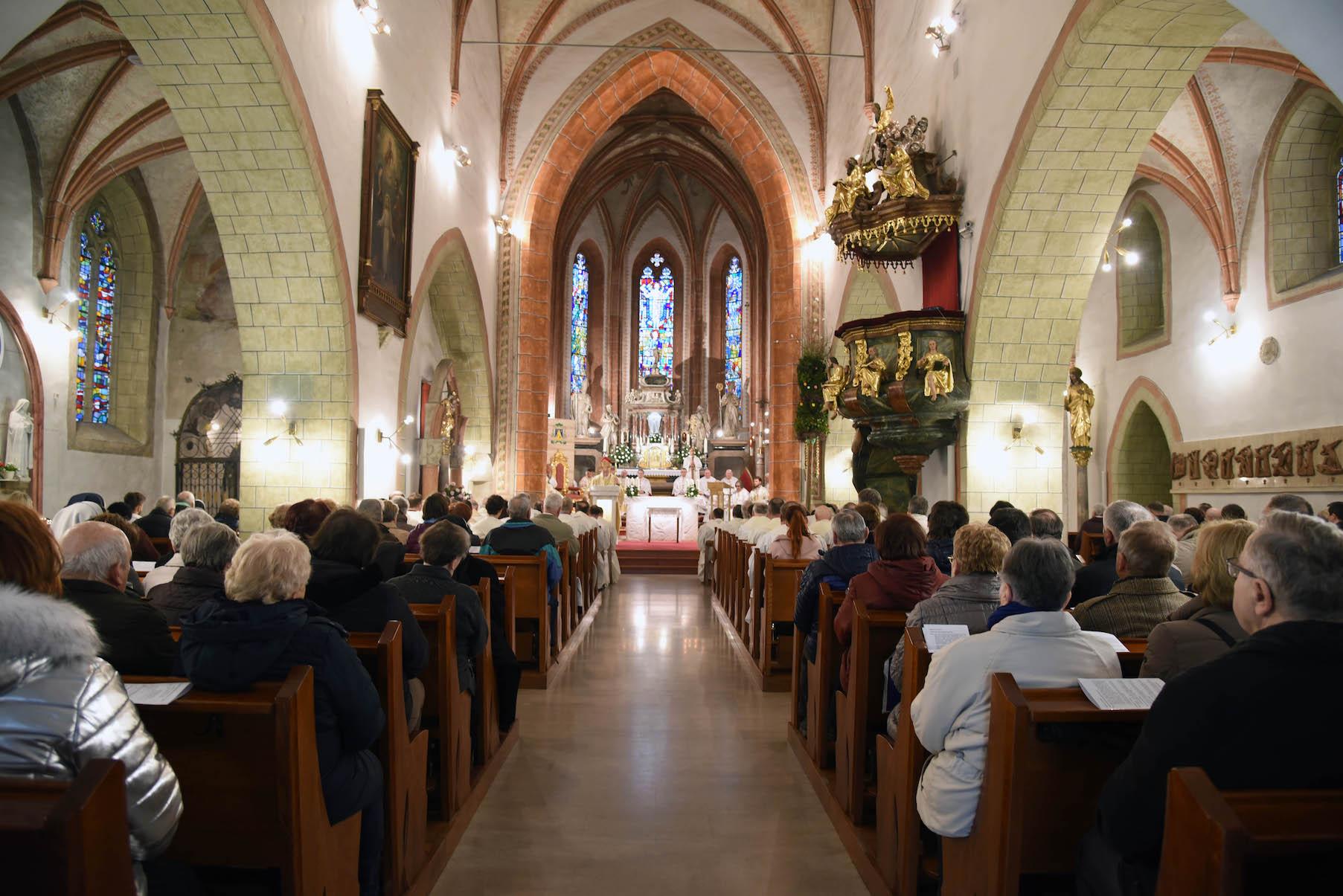 Naše cerkve